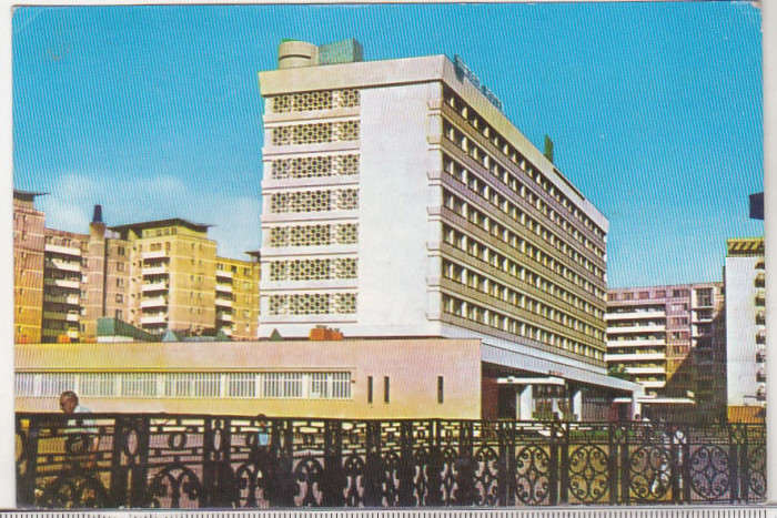 bnk cp Bucuresti - Hotel Nord - circulata foto mare
