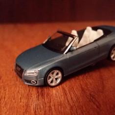 HERPA - Audi A5 Cabrio - Macheta auto Herpa, 1:87