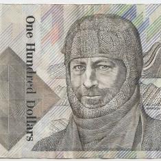 AUSTRALIA 100 DOLARI DOLLARS 1985 VF