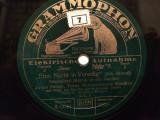 OFFENBACH - THE GOLDSMITH OF TOLEDO (GRAMMOPHON/GERMANY) - DISC PATEFON/GRAMOFON, Alte tipuri suport muzica