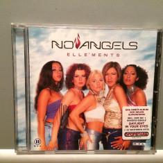 NO ANGELS - ELLE'MENTS (2001/POLYDOR REC/GERMANY) - CD ORIGINAL - Muzica Pop universal records