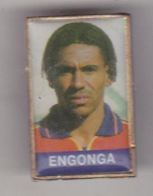 bnk ins Spania Euro 2000 - Engonga foto