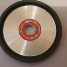 Disc diamantat de ascutit vidia pasta laterala diametrul 125 mm