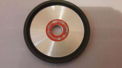 disc diamantat de ascutit vidia pasta laterala  diametrul 125  mm foto