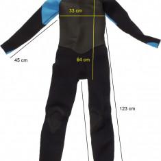 Costum neopren scufundari TRIBORD ca nou (146-158 cm) cod-260412