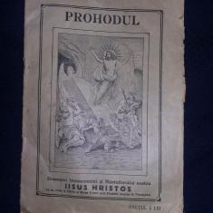 vand carte veche PROHODUL,Carte religioasa autentica veche