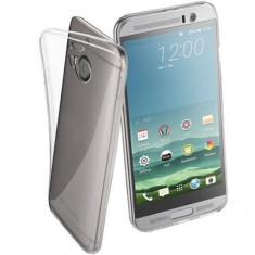Husa Protectie Spate Cellularline FINECM9PLT Transparent pentru HTC One M9 Plus