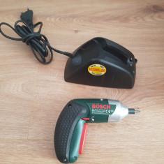 Surubelnita Bosch 1X0 0603949820 3, 6 v - 189 lei - Surubelnita electrica