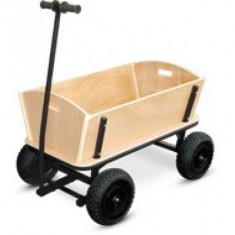 Roaba din lemn pentru copii, rezista pana la 100 kg