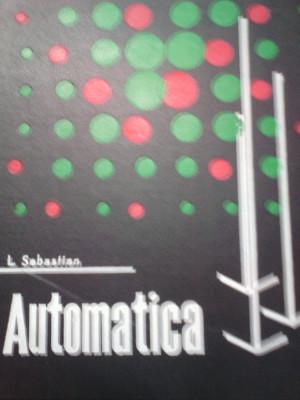 Sebastian- automatica foto