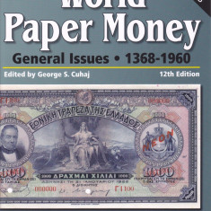 Catalog bancnote: World Paper Money 1368-1960 ( Ed. 12 - carte tiparita + DVD )