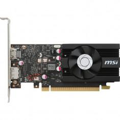 Placa video MSI nVidia GeForce GT 1030 2G LP OC 2GB DDR5 64bit - Placa video PC Msi, PCI Express