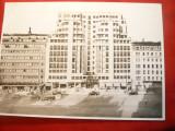 Fotografie Bucuresti interbelic- copie -Hotel Ambasador, 29,7x21 cm