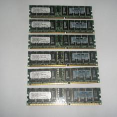 Memorie ram server workstation 1gb ddr 266mhz smart modular ECC REGISTERED - Memorie server Alta