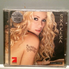 SHAKIRA - LAUNDRY SERVICE (2001/SONY REC/AUSTRIA) - CD ORIGINAL/Sigilat/Nou - Muzica Dance sony music