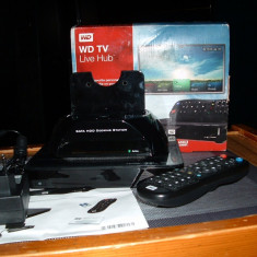 Media player Western Digital WD Tv live hub 1Tb