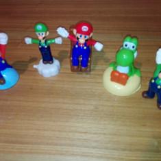 Pachet Figurine McDonalds Super Mario Altele