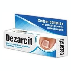 Dezarcit Gel Impotriva Ciupercii Unghiei Zdrovit 7ml Cod: zdro00431 - Crema picioare