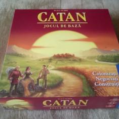 Kosmos Catan- joc de baza ( 3-4 jucatori ) - Joc board game