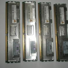 Memorie server Alta Qimonda 2GB FBDIMM 2Rx4 PC2-5300F DDR2 ECC 667Mhz Fully buffered