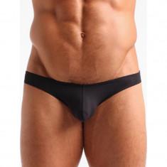 Slip Negru Sexy MP