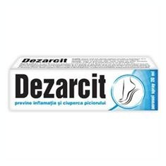Dezarcit Spray Impotriva Ciupercii Unghiei Zdrovit 20ml Cod: zdro00404 - Crema picioare