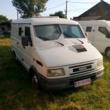 AUTOVEHICUL BLINDAT MARCA IVECO DAILLY 30-8, 2500 cmc de culoare alba NOUA - Utilitare auto