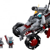 LEGO 70004 Wakz' Pack Tracker - LEGO Classic