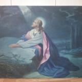 Tablou cu Iisus - Tablou autor neidentificat, Portrete, Ulei, Realism