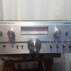 Amplificator Audio Statie Audio Vintage cu Vumetre Nordmende PA 1100, 41-80W
