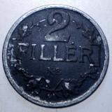 F.076 UNGARIA WWI 2 FILLER 1916 FIER, Europa
