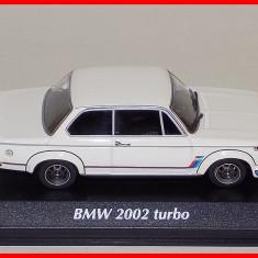 RAR - BMW 2002 TURBO 1973 (scara 1/43) MAXICHAMPS