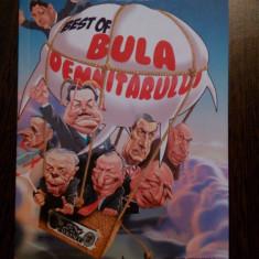 BEST of BULA DEMNITARULUI - Academia Catavencu, 2007, 159 p.