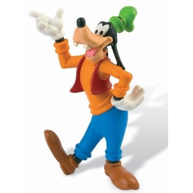Mickey Mouse Clubhouse Goofy 9 cm foto