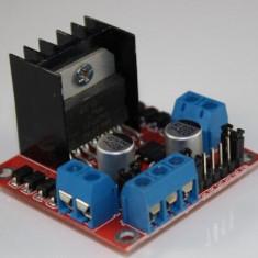 L298N driver motor pas cu pas dual H bridge stepper drive controller