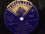 BEETHOVEN - ADAGIO ....(TELEFUNKEN/GERMANY) - DISC PATEFON/GRAMOFON/Stare F.Buna