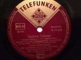 HAWAIIAN-POTPOURRI (TELEFUNKEN/GERMANY) - DISC PATEFON/GRAMOFON/Stare F.Buna, Alte tipuri suport muzica