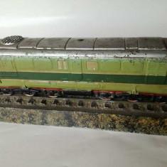 MACHETA CFR- LOCOMOTIVA - Macheta Feroviara, Z, Locomotive