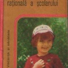 Constantin Dumitrescu - Alimentatia rationala a scolarului - 37531 - Carte Alimentatie