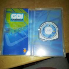 Joc SUDOKU pentru PSP - Jocuri PSP Sony, 3+