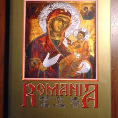 Album icoane - Romania, pamant al icoanei (2003)