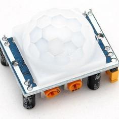 Senzor infrarosu HC-SR501 pentru Arduino