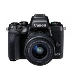 CAMERA FOTO EOS M5 KIT EF-M 15-45 IS STM - Aparat Foto compact Canon