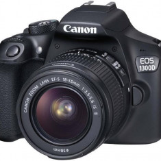 PHOTO CAMERA CANON KIT 1300D 18-55 IS
