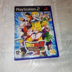 Joc ps2 / playstation 2 Dragon Ball Z Budokai tenkaichi 2 - Jocuri PS2 Namco Bandai Games