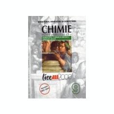 Chimie. Manual pentru clasa a IX-a - Sanda Fatu, Cornelia Grecescu, V. David - Manual scolar all, Clasa 9, All