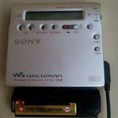Sony MZ-R900 Recordable MiniDisc Walkman