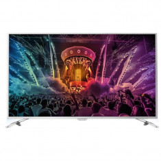 Televizor Philips LED Smart TV Android 43PUS6501/12 4K Ultra HD 109cm Silver - Televizor LED Philips, 108 cm