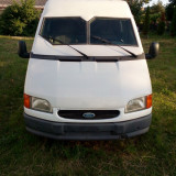 AUTOVEHICUL BLINDAT FORD TRANSIT, 2500 cmc de culoare alba NOUA, NEFOLOSITA - Utilitare auto