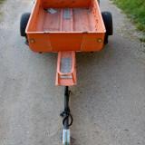 Remorca de marfa 350kg - Utilitare auto